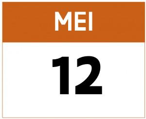 kalender 12 mei