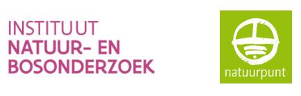 logo's INBO en<br />Natuurpunt