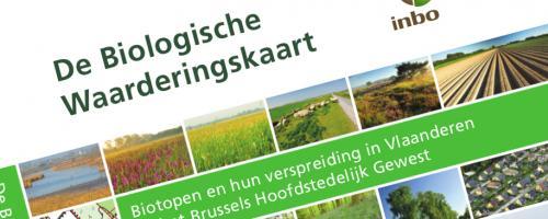 Beeld Biologische waarderingskaart en N2000 habitatkkaart