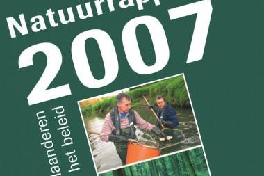 Kaft Natuurrapport 2007