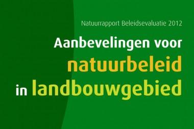 cover Natuurrapport 2012