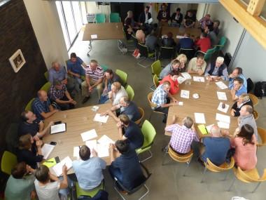 Werkgroepen (foto INBO)