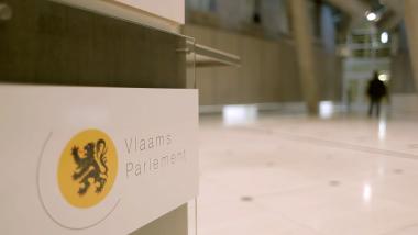 foto logo Vlaams parlement