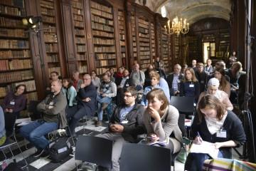 photo conference participants