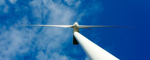 Foto Windenergie